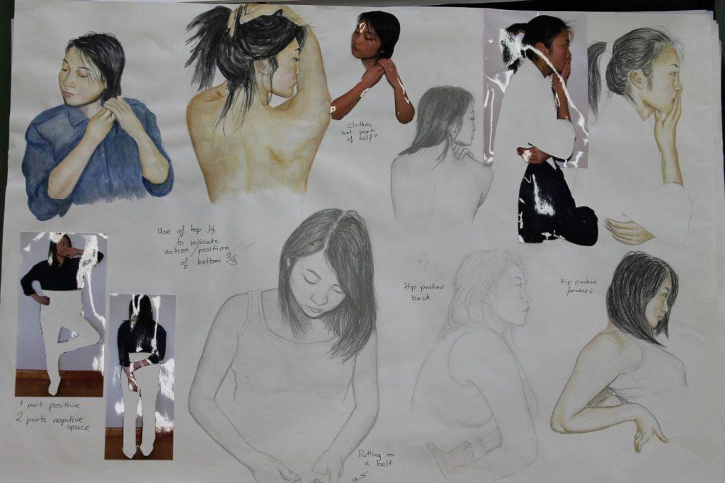 Art & Design Portfolio Preparation at Coláiste Dhúlaigh College of Further Education