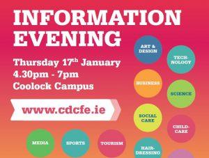 CDCFE Information Evening